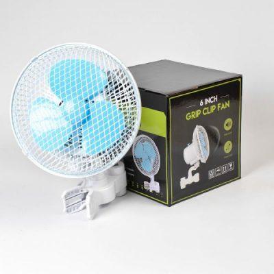 15CM Grip Clip Fan