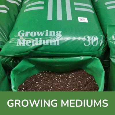 Growing Mediums