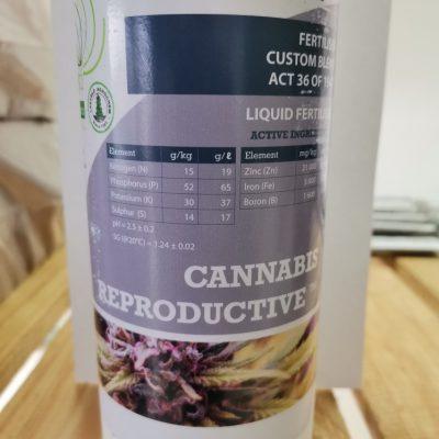 Cannabis Reproductive 1L