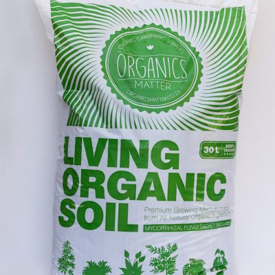 Organics Matter Living Soil 30 L