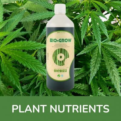 Organic and hydroponic nutrients